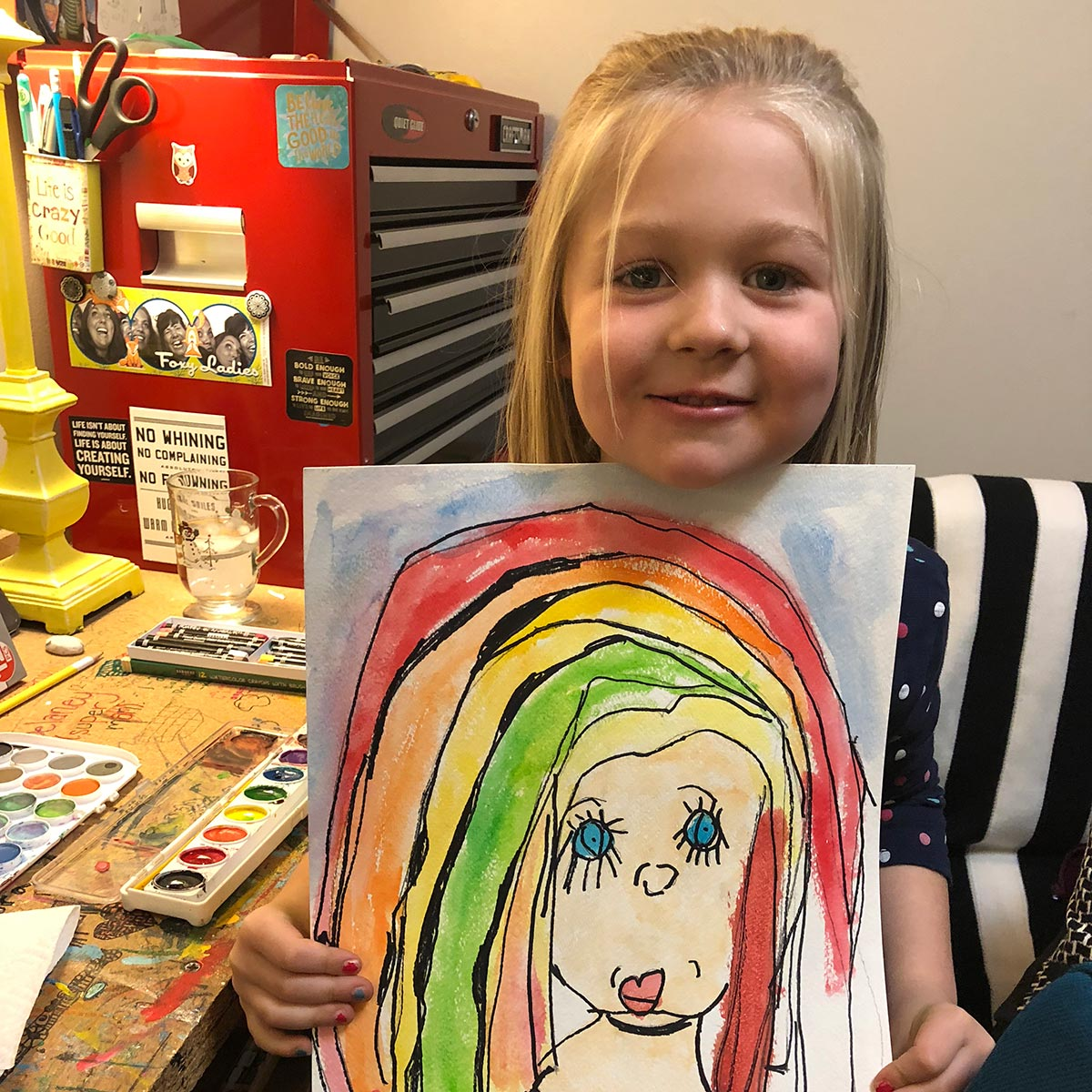 INJOY Art Lessons
