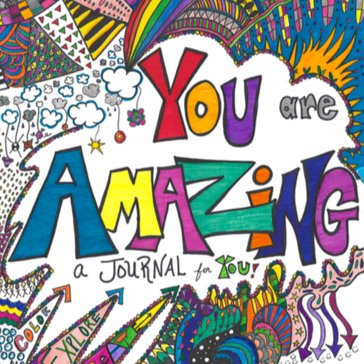 You Are Amazing Journal